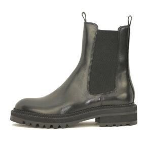 Billi Bi - Billi Bi A1304 Chelsea støvle i sort skind