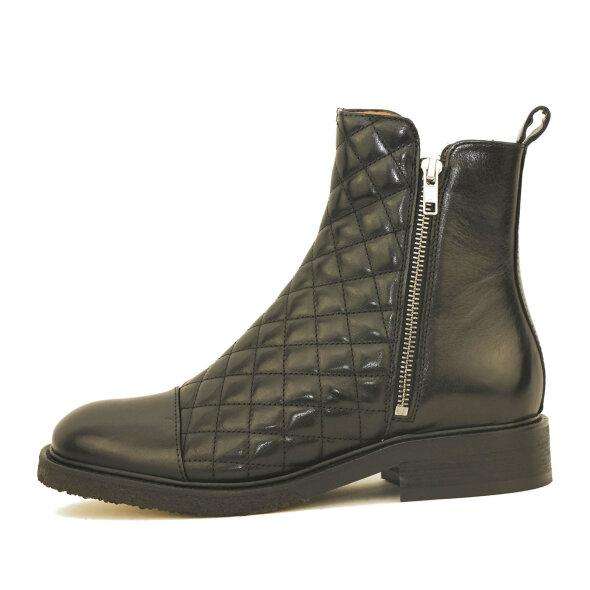 Billi Bi - Billi Bi A1492 Støvle med quiltet forblad