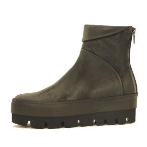 Lofina - Lofina I9-509 Sort damestøvle med høj sål