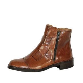 Bubetti - Bubetti 2531 Smart.756 Cognac støvle med flet