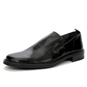 Bubetti - Bubetti 8629 Smart.Nero Sort Herre Loafer