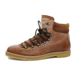 Cashott - Cashott 18044 brun dame støvle med foer